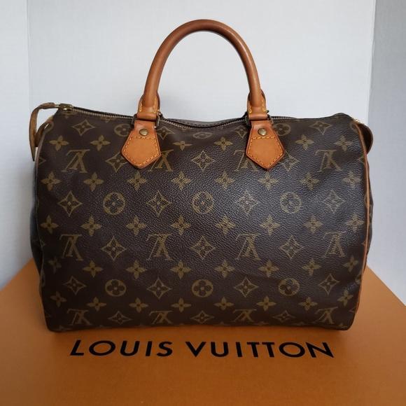 Louis Vuitton Handbags - ❌SOLD❌ Louis Vuitton Speedy 30